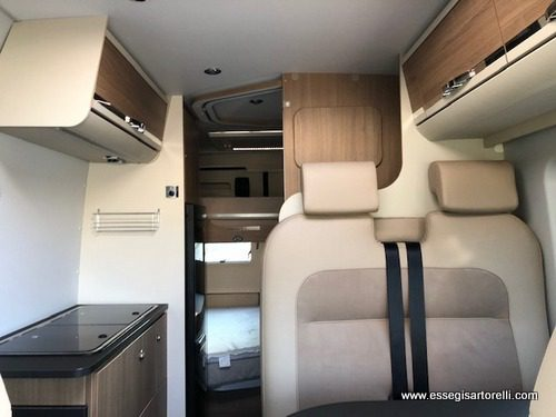 Adria Twin Plus 600 SPT FAMILY GREY 2018 km 3.145 ! full