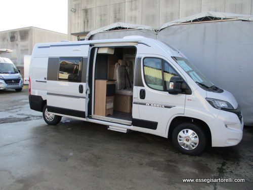 Adria Twin GT EDITION 600 SPT FAMILY full