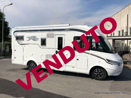 Laika Ecovip 690 Motorhome 699 cm 150 cv power FULL OPTIONAL 12/2016