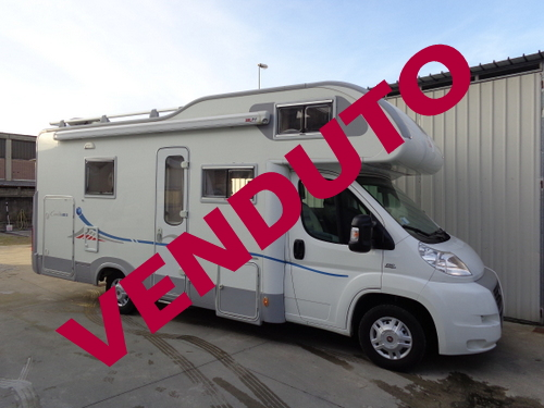 Adria Coral A 680 SK GARAGE 160 cv POWER FULL